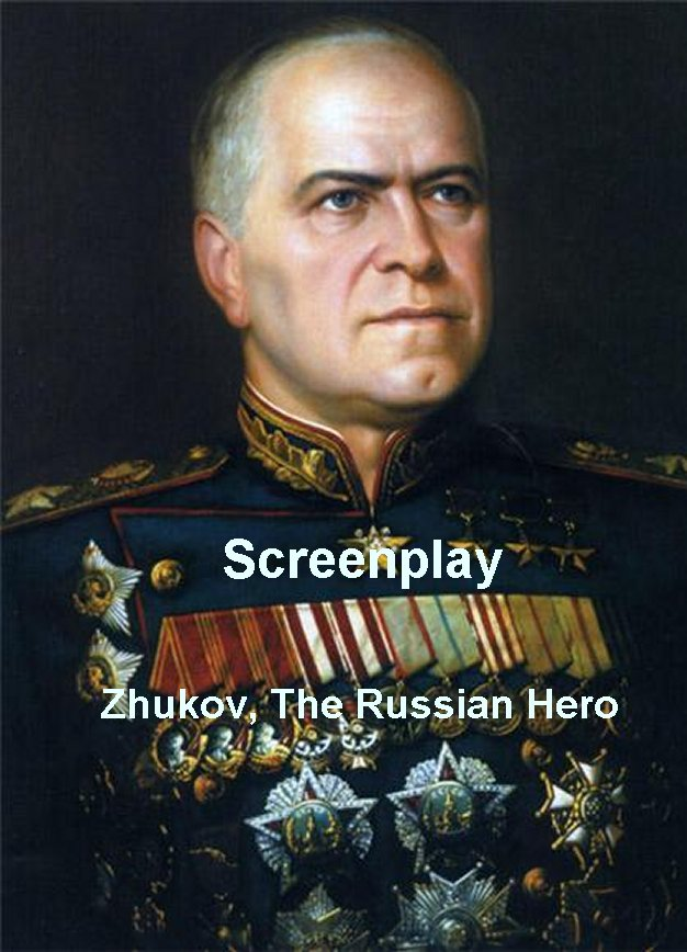 Zhukov, the Russian Hero